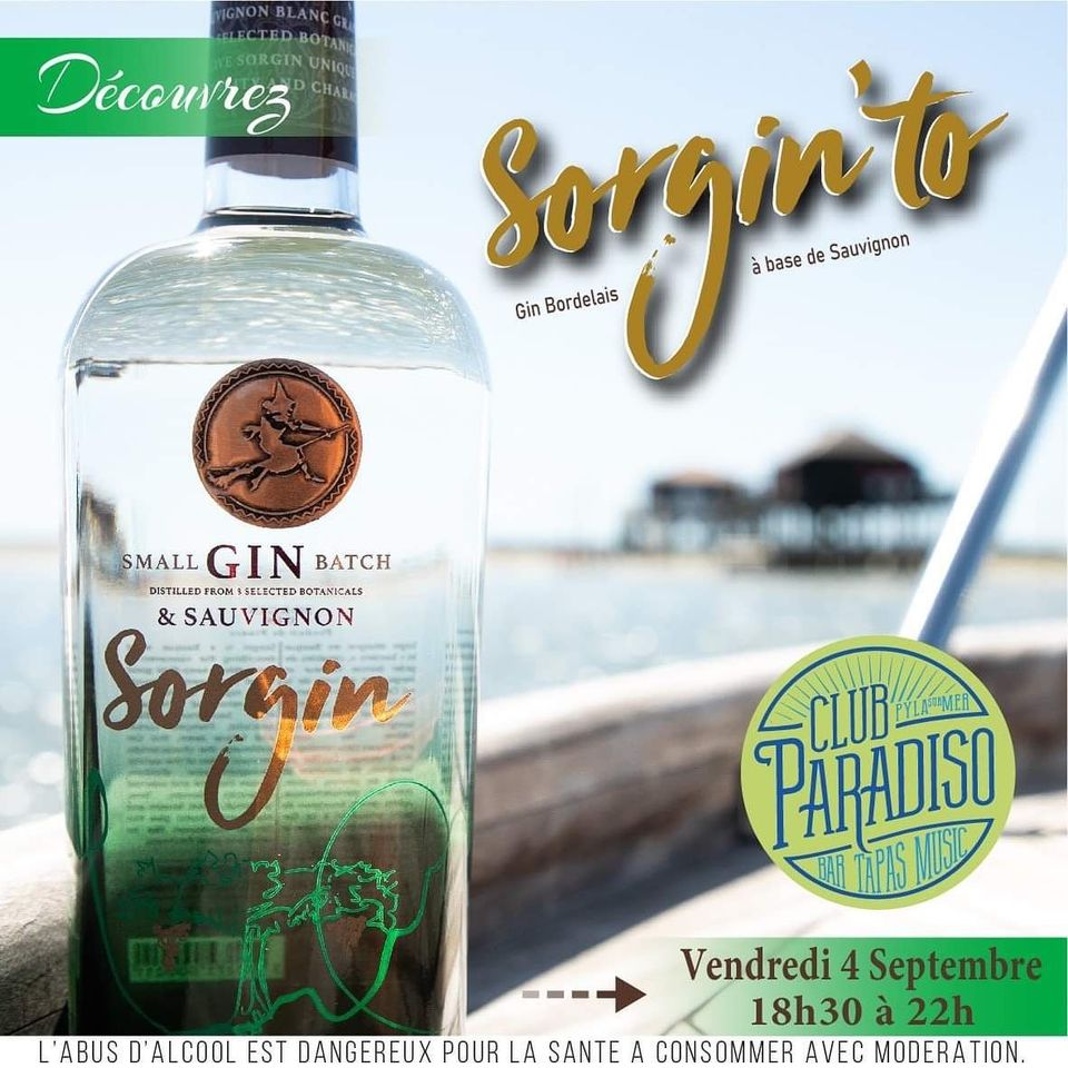 DEGUSTATION SORGIN